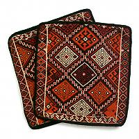 Pair of Souzani Pillows